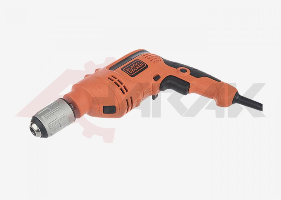 دریل چکشی 13 میلی متر 710 وات Black And Decker مدل KR604CRES